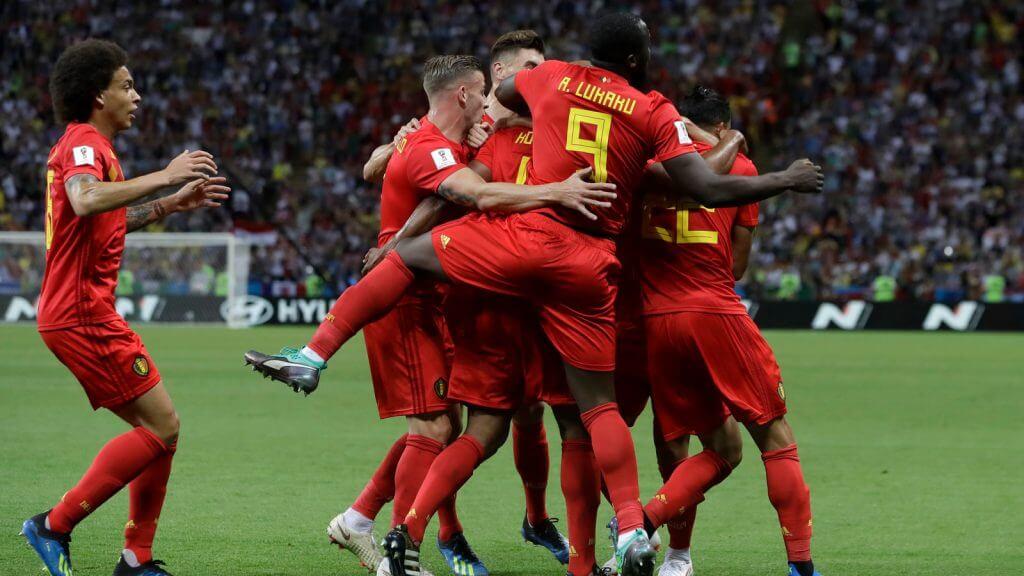 Brazil Belgium Match