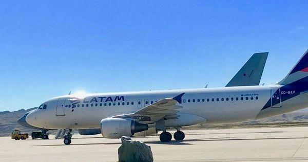 Flights to Falkland Islands