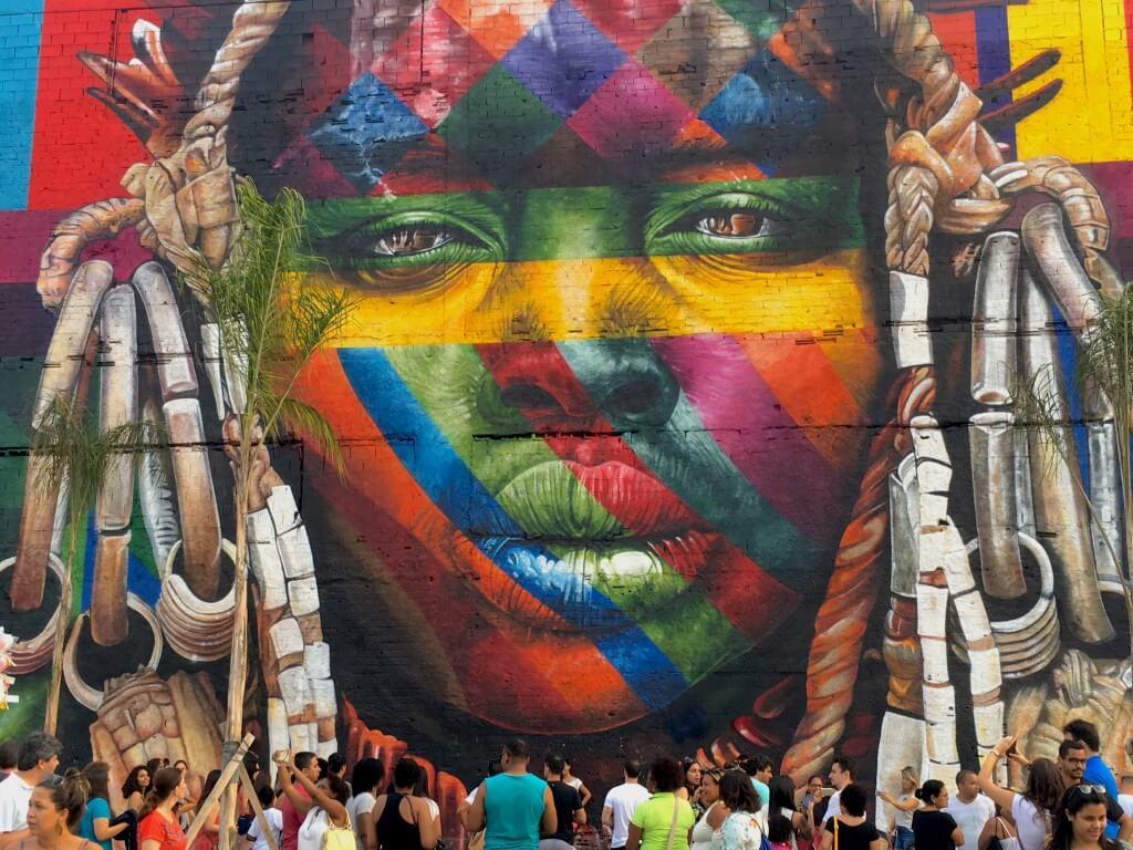 Eduardo Kobra Rio de Janeiro