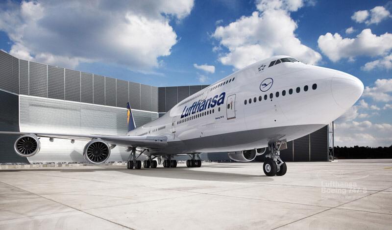 Lufthansa Brazil