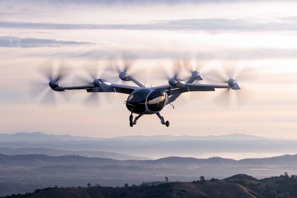 Joby Aviation Computational Fluid Dynamics
