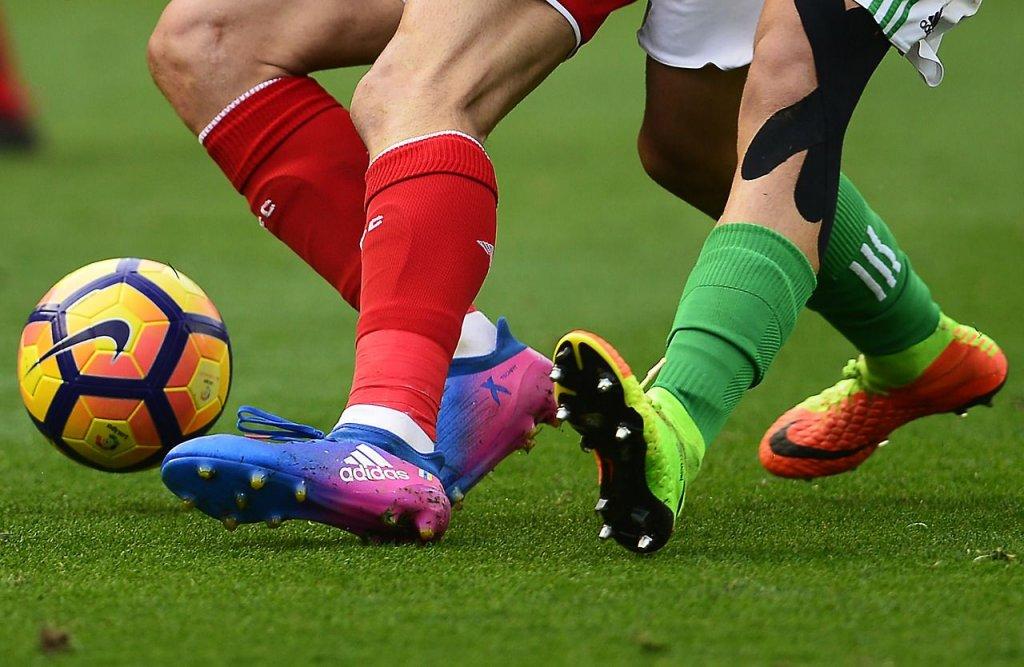 Beautiful Football Match
