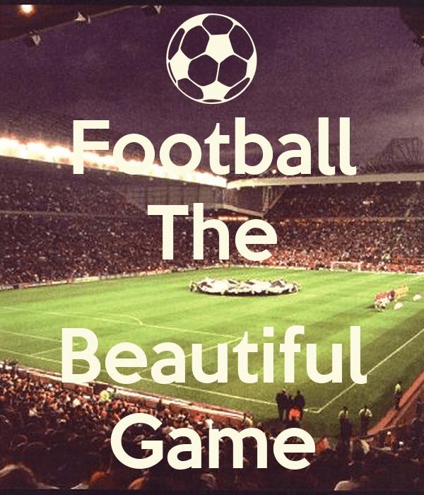 Futebol o jogo bonito